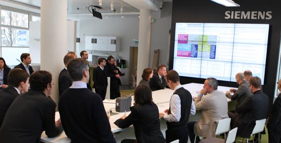 Der Siemens Newsroom