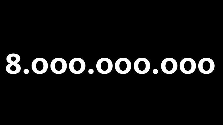 8 Milliarden Content Marketing
