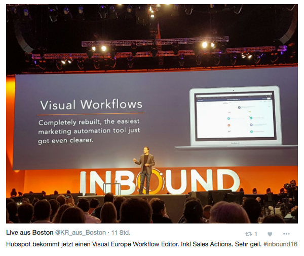 hubspot visual workflows