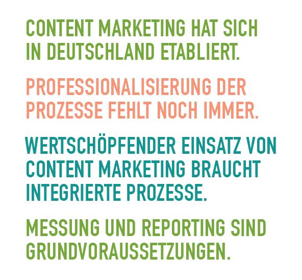 Expertenumfrage Content Marketing 2017