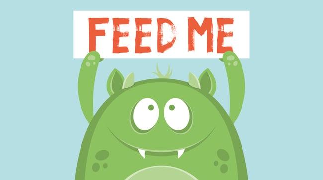 Fünf Wege, das Content-Monster zu füttern