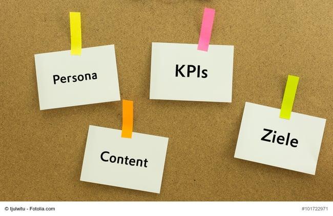 Persona Ziele Content KPIs