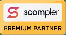 Scompler Premium Partner Logo