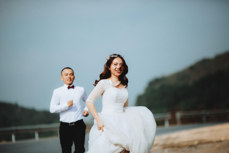 Hochzeit, Paar