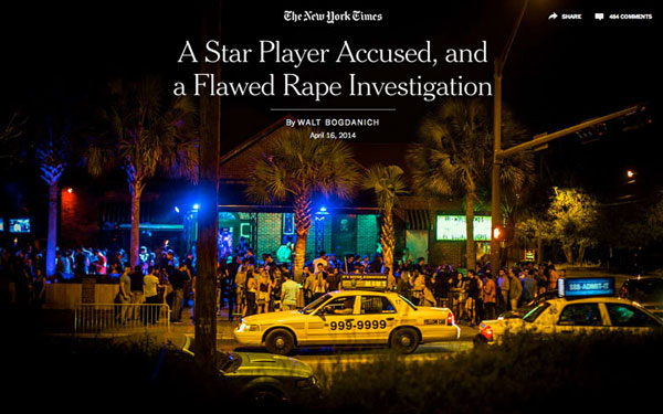 NY Times Feature