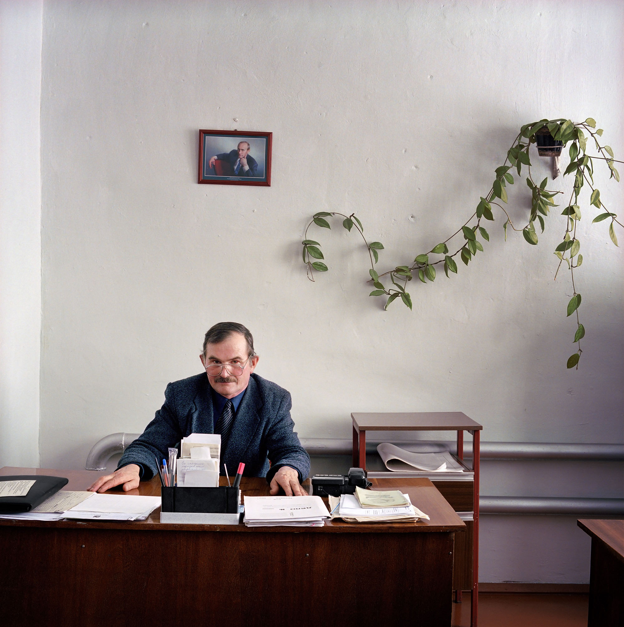 Jan Banning - Siberia Bureau 28