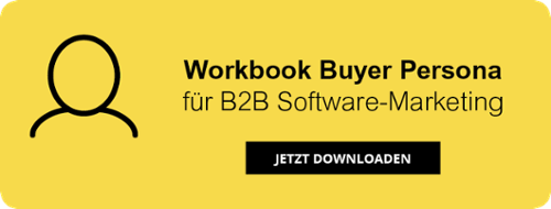 Workbook Buyer Persona für B2B Software Marketing
