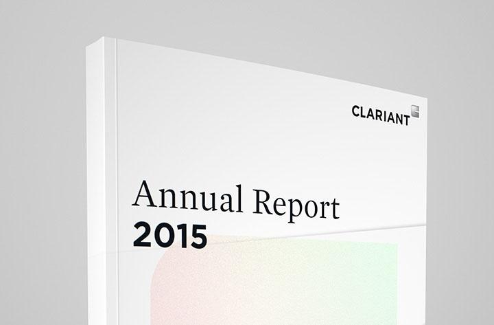 FOX FINANCE 2016: Silber und Gold für Clariant Geschäftsbericht