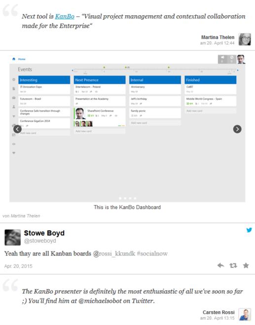 Social Intranet Tools für Ihr Unternehmen