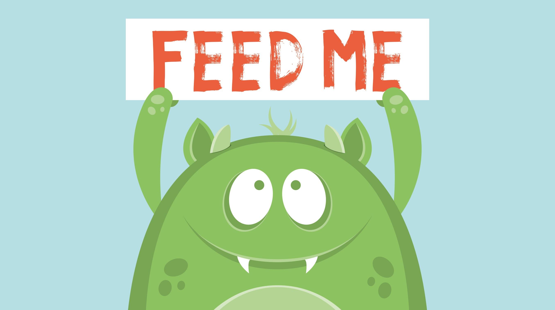 Ideen für Inhalte finden: Fünf Wege, das Content-Monster zu füttern