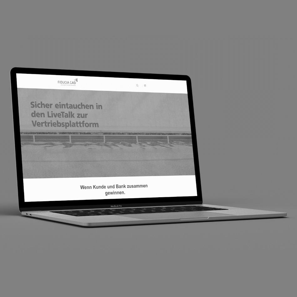 Kammann Rossi – Projekt – Fiducia GAD / Digitale Regionalbank