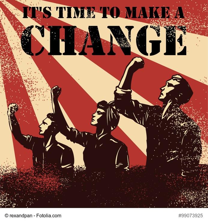 Change Kommunikation ist doch nur Propaganda