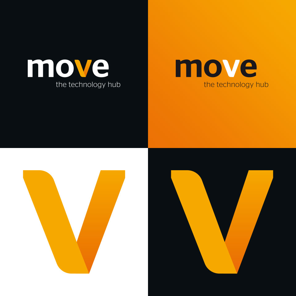 Continental AG / move – the technology hub Logo