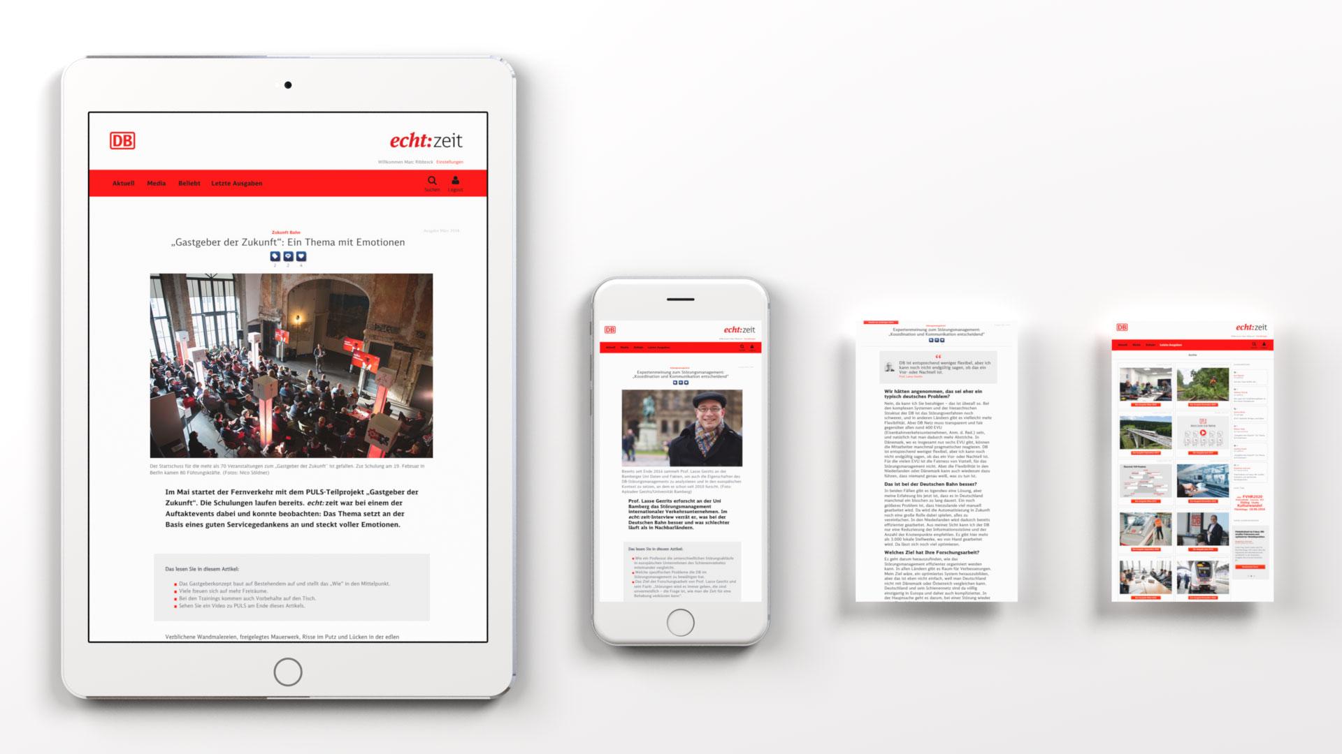 Die Vorteile der App als Mitarbeiterzeitung