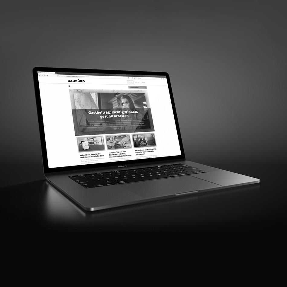 Kammann Rossi – Projekt – Baubüro – das Handwerkermagazin