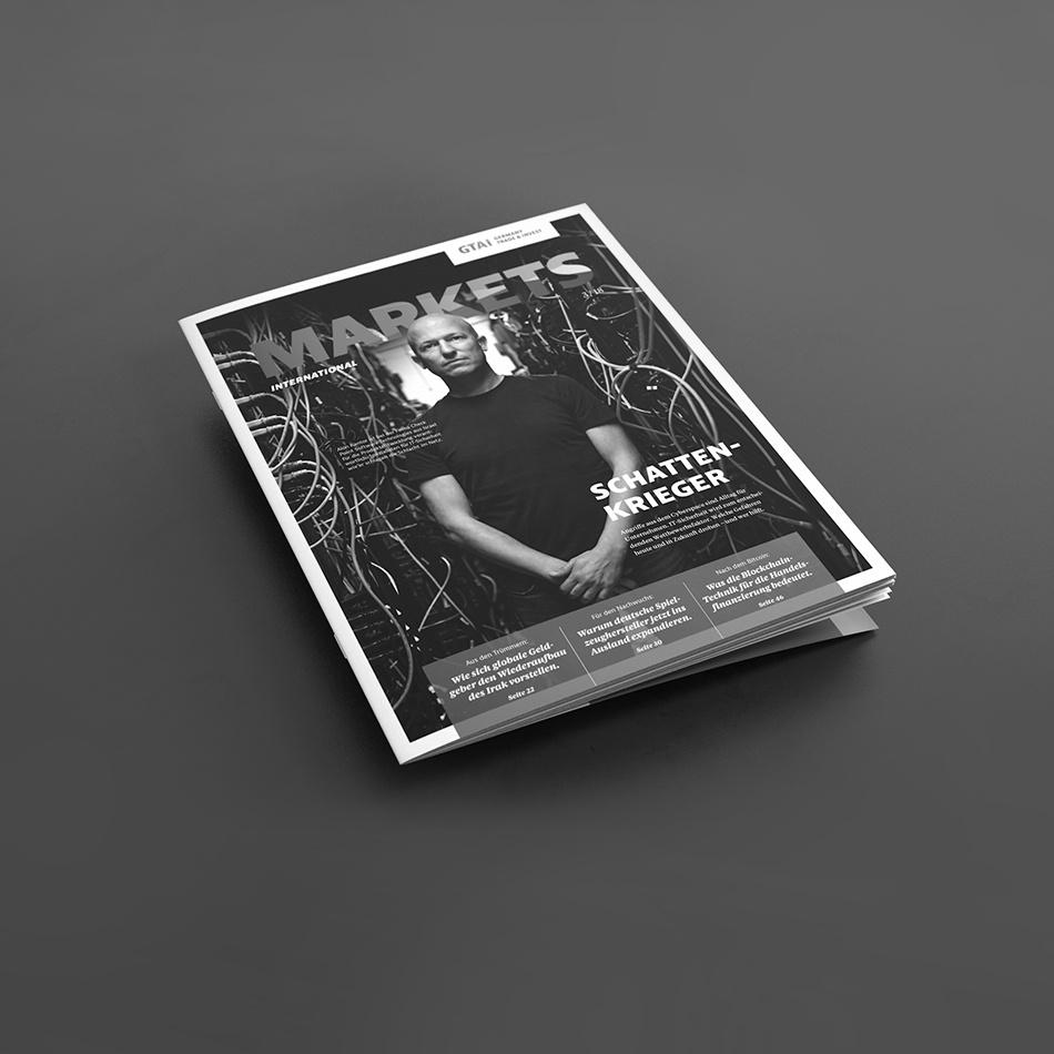 Kammann Rossi – Projekt – GTAI / Markets Medienfamilie
