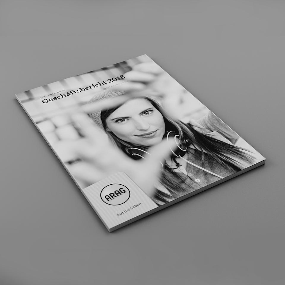 Kammann Rossi – Projekt – ARAG / Geschäfts- und SFCR-Berichte 2018