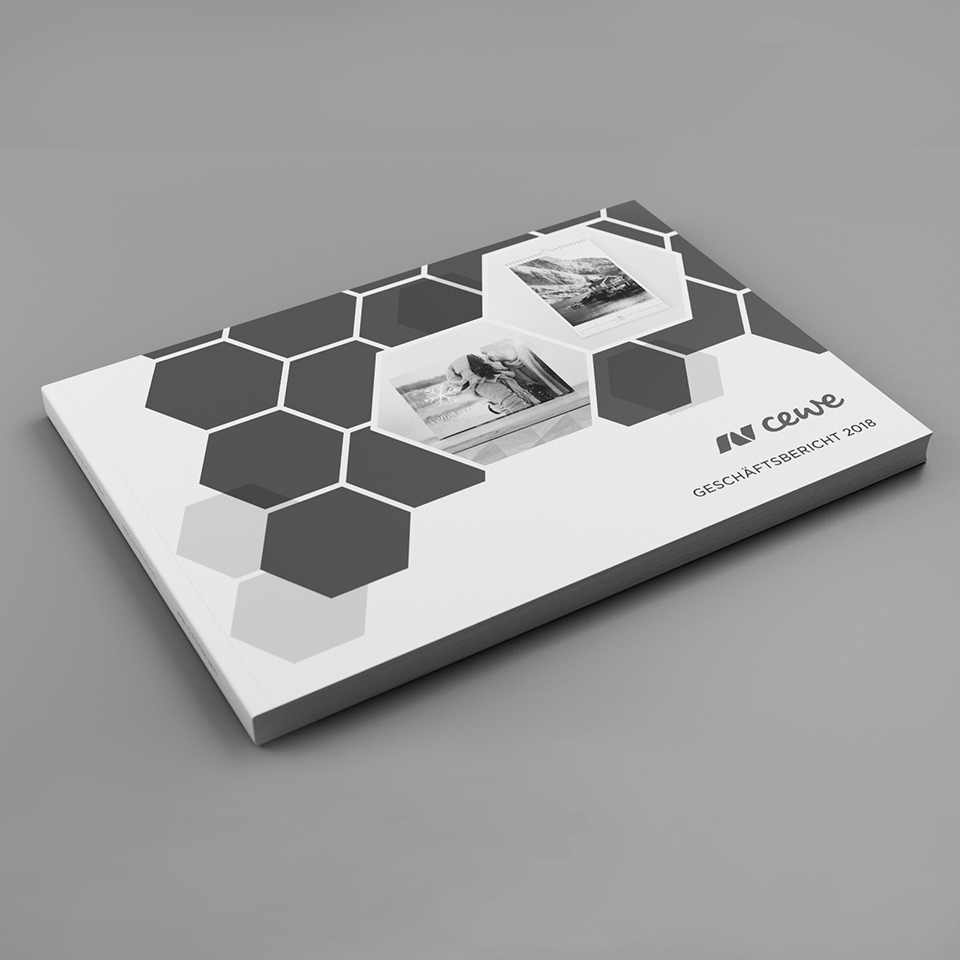 Kammann Rossi – Projekt – CEWE / Halbjahresbericht 2019