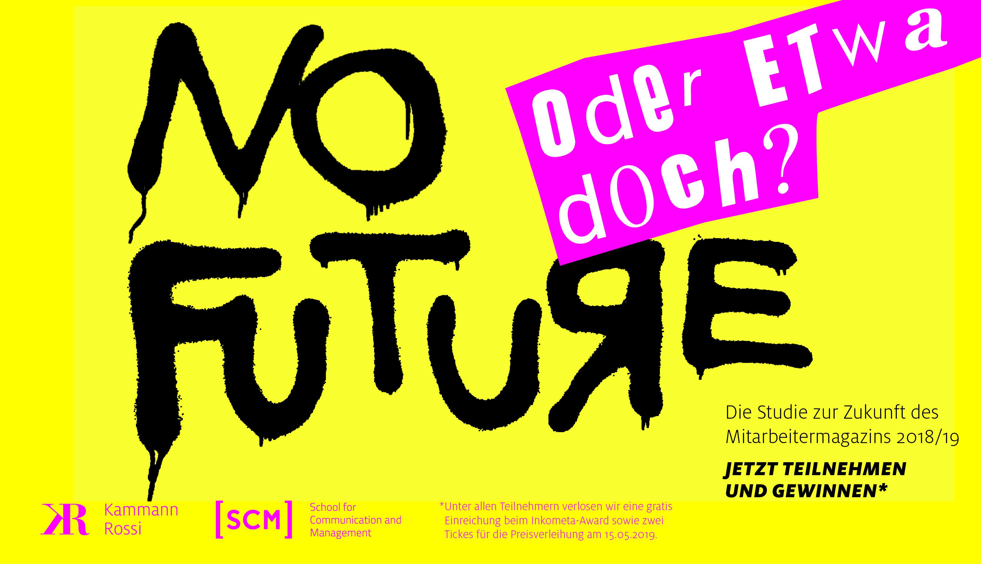 """Jetzt zum vierten Mal: Die Studie """"Zukunft des Mitarbeitermagazins"""
