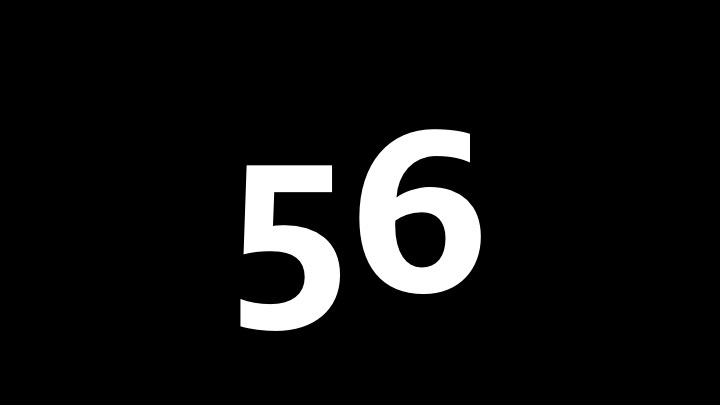 Podcast: Die Zahl 56 & BarCamp Köln