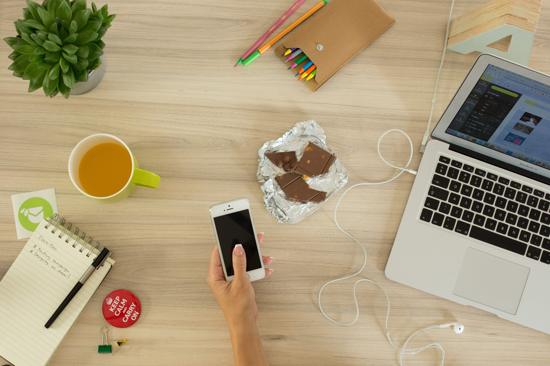 Home Office und remote Working Chris Adamus Unsplash