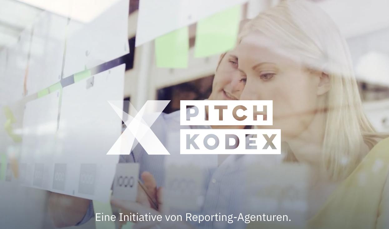 Pitch-Kodex für Reporting-Agenturen setzt neue Ausschreibungs-Standards
