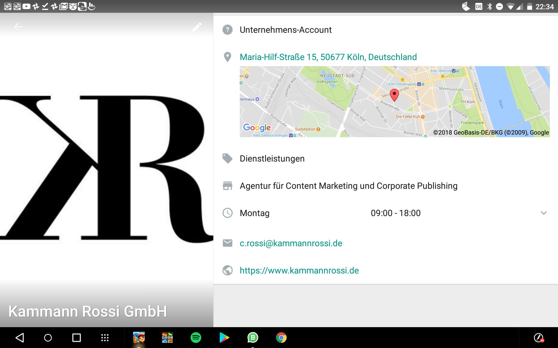 Whats App Business: Der Content Marketing Selbstversuch (Video)
